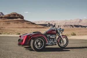 Harley-Davidson bringt zweites Trike. © spothits/Harley-Davidson
