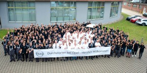 244 junge Menschen werden Opelaner © spothits/Opel