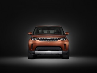 Paris 2016: Neuer Land Rover Discovery feiert Premiere. © spothits/Land Rover