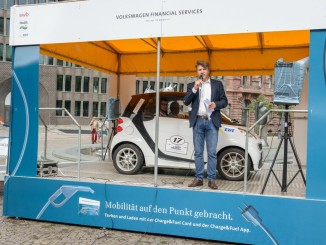 E-Mobil-Rallye mit Überraschungssieger. © spothits/Uesofilm.de