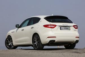 Vorstellung Maserati Levante: Starker Wind mit akustischer Würze. © spothits/Maserati