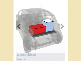 Smart-App: Was passt noch in den Kofferraum? spothits/Daimler