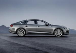 Neuer Audi A5 Sportback kommt im Januar. © spothits/Audi