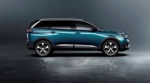 Paris 2016: Peugeot 5008 wird zum SUV. © spothits/Peugeot