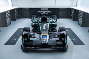 Jaguar kehrt mit dem I-Type in den Motosport zurück. © spothits/Jaguar