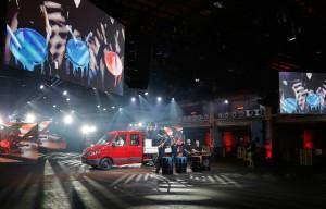 Volkswagen Crafter: Vorstoß in neue Dimensionen. © spothits/Volkswagen