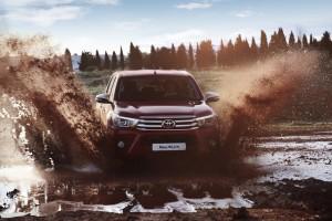 Toyota Hilux: Zwischen Eco und Power, zwischen Job und Freizeit. © spothits/Toyota