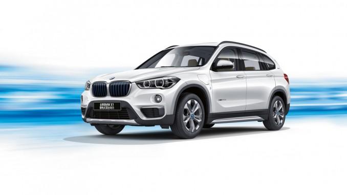 Nur für China: BMW X1 als Plug-in-Hybrid. © spothits/BMW