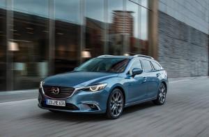Mazda6: Reifeprüfung bestanden. © spothits/Hersteller