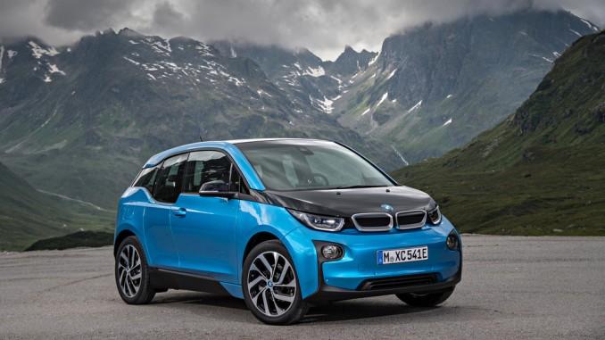 Paris 2016: BMW i3 schafft 50 Prozent mehr. © spothits/BMW