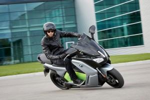 BMW erhöht Reichweite und Leistung des C Evolution. © spothits/BMW