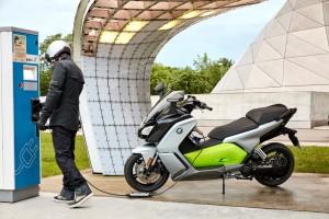 BMW erhöht ReichBMW erhöht Reichweite und Leistung des C Evolution. © spothits/BMW