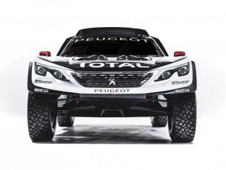 Dakar 2017: Peugeot mit neuem Auto. © spothits/Red Bull
