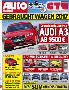 Gebrauchtwagenreport: Alles fest in deutscher Hand. © spothits/Auto Zeitung