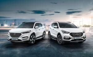 Zwei Sondermodelle zum Hyundai-Jubiläum. © spothits/Hyundai