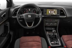 Seat Ateca: Vergleichsweise attraktiv. © spothits/Hersteller