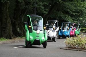 Testphase für Toyota i-Road geht in die nächste Runde. © spothits/Toyota