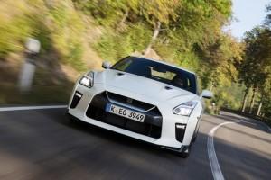 Nissan GT-R Track Edition kommt im November. © spothits/Nissan