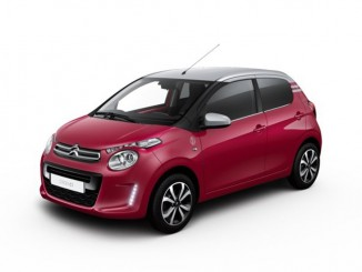Citroen C1 Shine Edition: All inclusive. © spothits/Citroen
