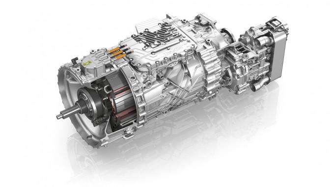 ZF treibt Elektrifizierung von Nutzfahrzeugen voran. © spothits/ZF