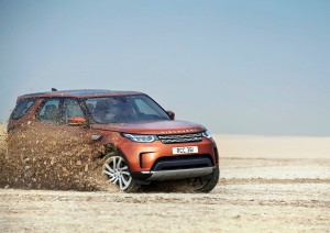 Paris 2016: Land Rover Discovery, die fünfte. © spothits/Land Rover