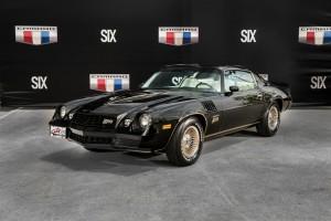 Chevrolet Camaro: Ein alter Freund wird 50. © spothits/General Motors