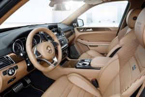 Brabus 850 XL: 265 PS mehr für den Mercedes-Benz GLS. © spothits/Brabus