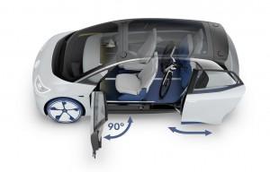 Paris 2016: Volkswagens erstes reines E-Auto kommt 2020. © spothits/Volkswagen