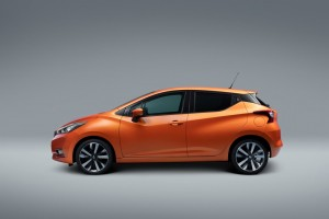 Paris 2016: Nissan hält beim Micra zumindest optisch Wort. © spothits/Nissan
