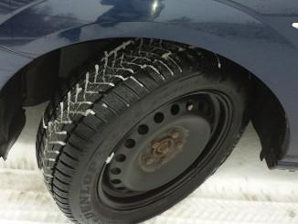 Reifen für den Winter – auch ohne Schnee gut zu fahren… © spothits/Heiner Klempp