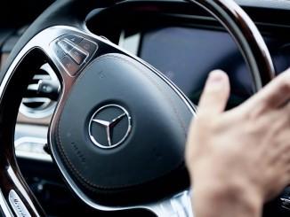 Wenn im Auto der Hacker das Kommando übernimmt…. © spothits/Auto-Medienportal.Net/Daimler