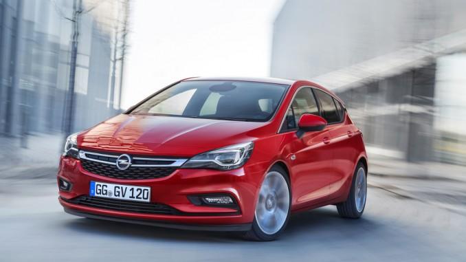 Leasingsonderangebot für den Opel Astra. © spothits/Auto-Medienportal.Net/Opel