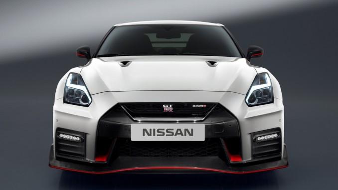 Nissan GT-R Nismo: Facelift für das Flaggschiff. © spothits/Hersteller
