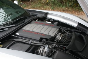 Chevrolet Corvette Stingray: Betörendes Donnern. © spothits/Axel F. Busse