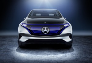 Bis 2030: Jeder dritte Neuwagen ist ein Elektroauto. © sph/Daimler