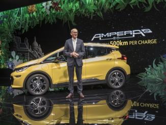Pariser Automobilsalon 2016. spothits/Opel