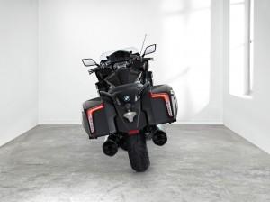 BMW K 1600 B: B wie Bagger. © spothits/BMW