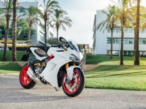 Ducati bringt die Supersport. © spothits/Ducati