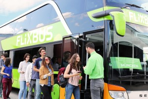 Flixbus bietet Inter-Flix-Ticket an. © spothits/Flixbus