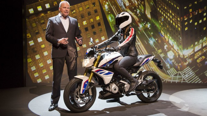 BMW peilt 200 000 Motorräder im Jahr an. © spothits/BMW