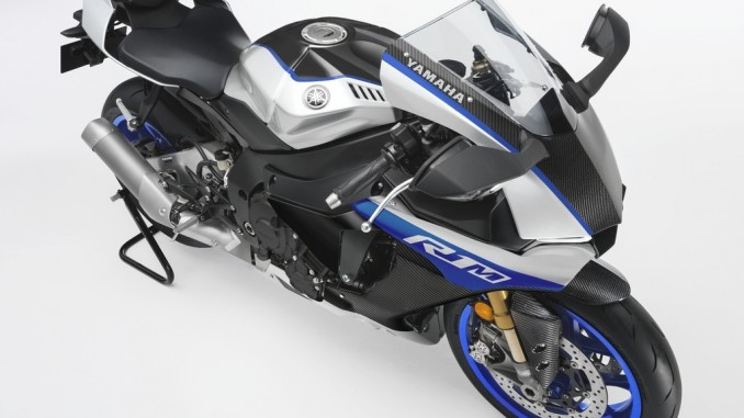 Yamaha öffnet Reservierungsplattform für die YZF-R1M. © spothits/Yamaha