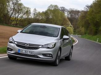 Der Astra bringt Opel voran. © spothits/Opel