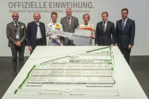 BMW weiht größtes Verteilzentrum ein. © spothits/BMW