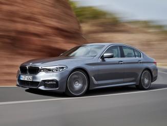 Neue BMW 5er Limousine ab 49 800 Euro. © spothits/BMW
