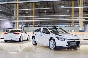 Hyundai i20 R5 in Deutschland am Start. © spothits/Hyundai