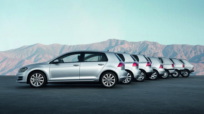 Volkswagen Golf-Update kommt im November. © spothits/Volkswagen