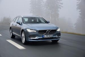 Volvo V90: Nach allen Seiten offen. © spothits/Volvo/Bernhard Limberger