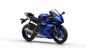 Yamaha frischt die YZF-R6 auf. © spothits/Yamaha