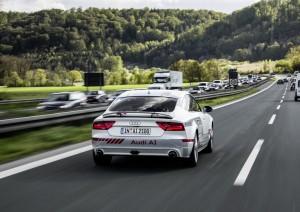 Digitales Testfeld wird ausgeweitet. © spothits/Audi