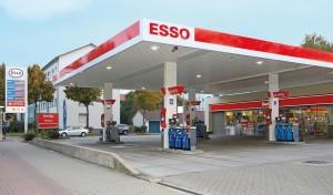 Esso setzt Synergy um. © spothits/Esso